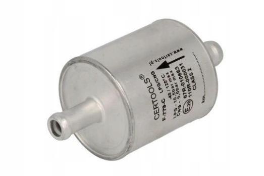 vapour phase filter for lpg/gpl autogas